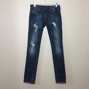 REROCK for Express Skinny  woman's Jeans size 2